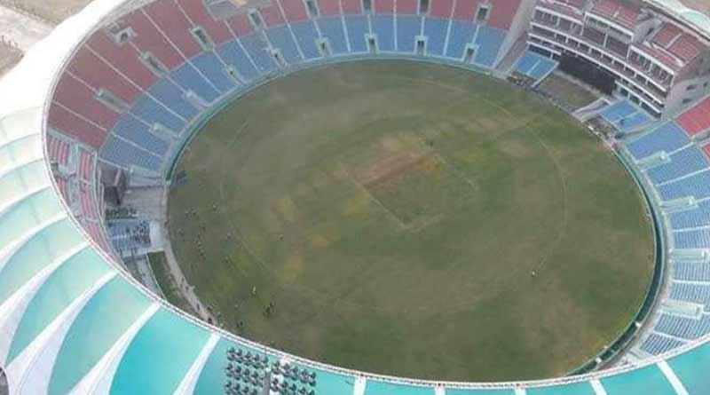 Now Yogi renames cricket stadium