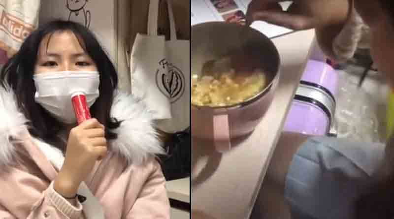 Teen had noodles to save money