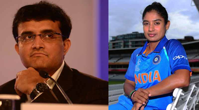 Sourav Ganguly on Mithali's exclusion