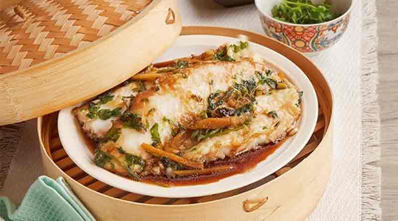 new dish of fish