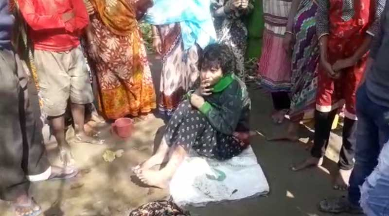Mentally unstable woman rescued