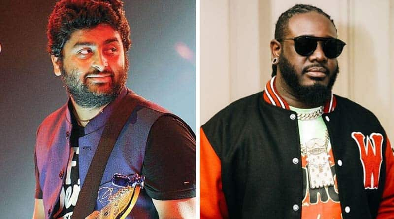T-Pain copied Arijit Singh's songs