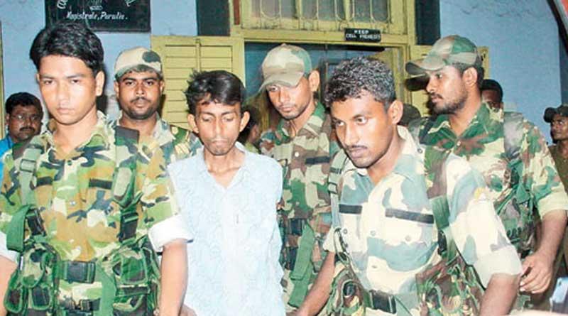 Comrade Arnab Dam forgives Jail staffs