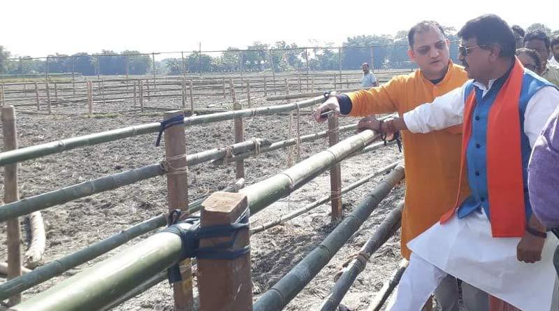 Political tension in Cooch Behar