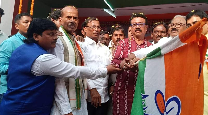 Two CPM leaders joining the Trinamool in Bagdah