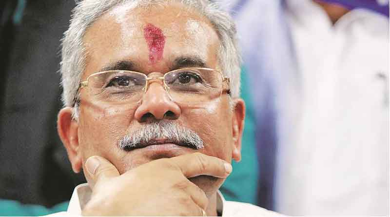 Chhattisgarh Chief Minister Bhupesh Baghel 'best performing CM' in the country, Says Survey | Sangbad Pratidin