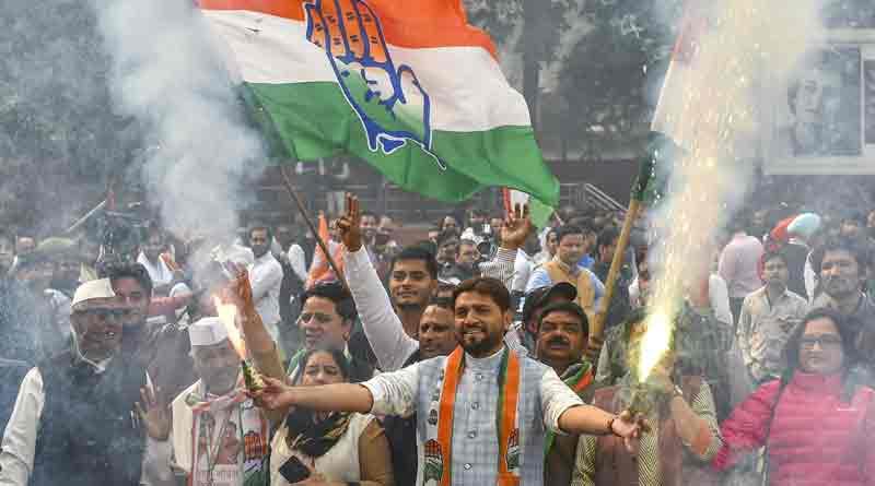 Cong Wins Big in Urban Local Body Polls in Karnataka