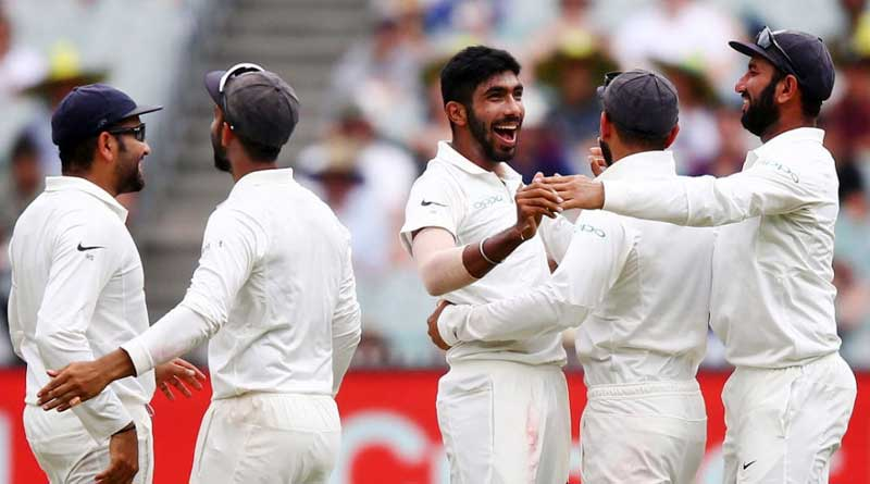 India tames Australia in Melbourne