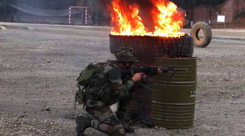 Indian army foils Pak infiltration