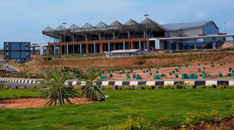 Kannur airport opened