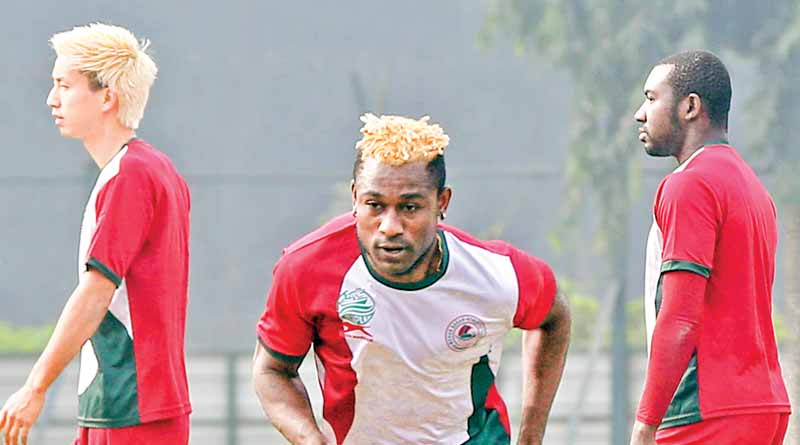 I league: Mohun Bagan to face Chennai