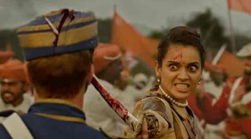 Manikarnika The Queen Of Jhansi Trailer released