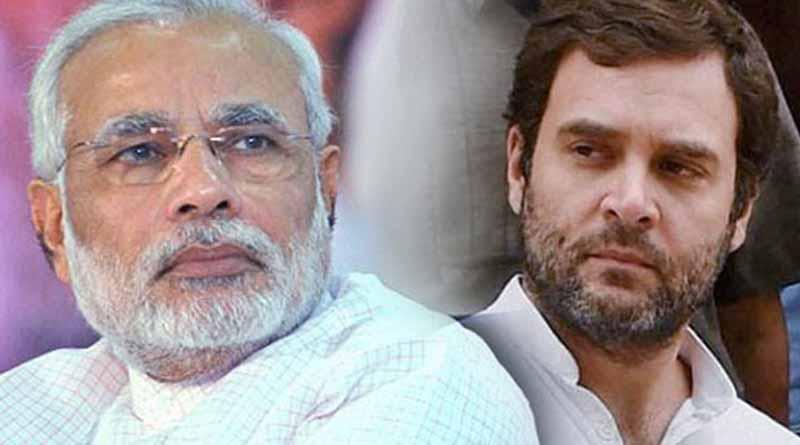 Modi is prime time minister, says Rahul
