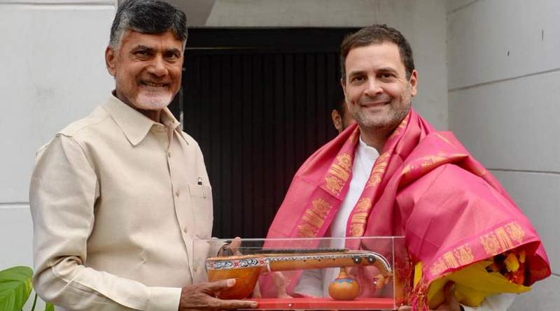 TDP and Congress Alliance defeated in Telangana