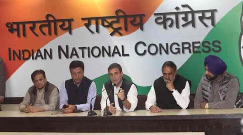 Rahul Gandhi attacks Narendra Modi after big win