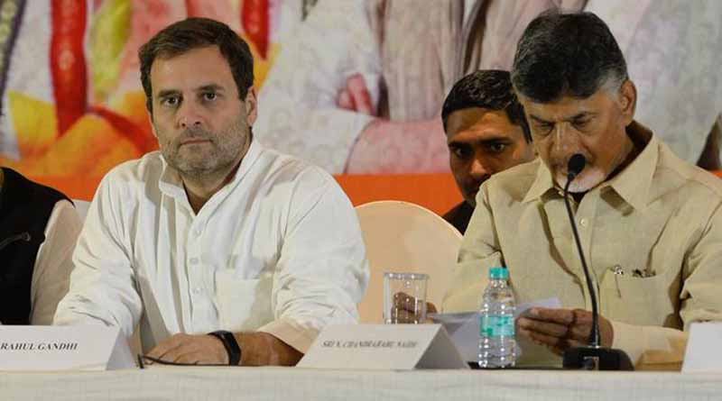 TRS is caretaker of Bjp, slams Rahul