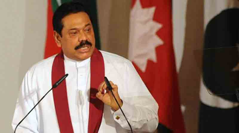 Rajapakse resigns as Prime Minister of India