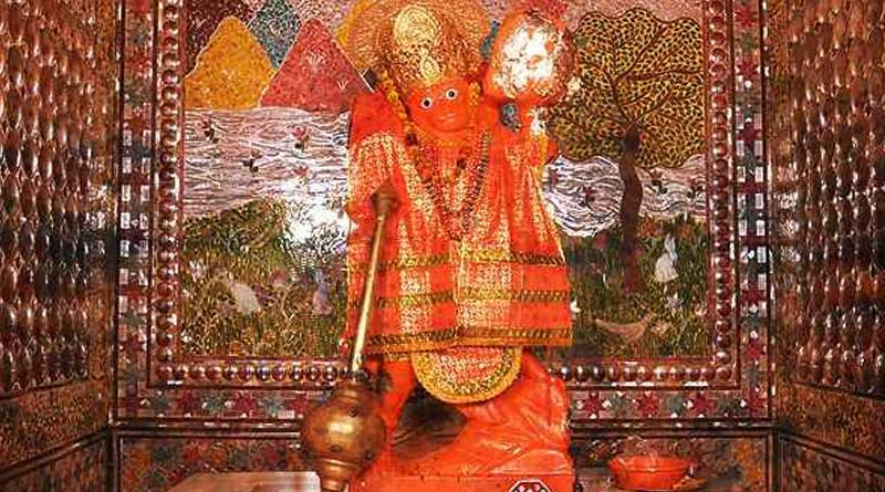 Varanasi temple gets explosion threat