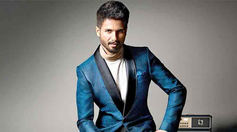 Actor Shahid Kapoor