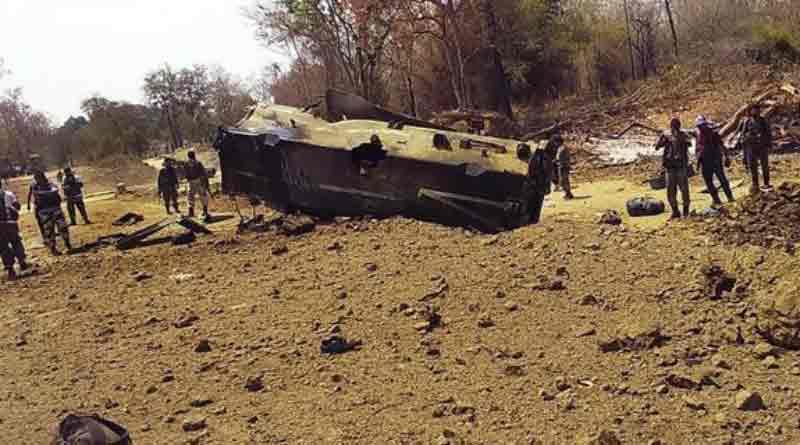 IED blast in Sukma, Jawan injured