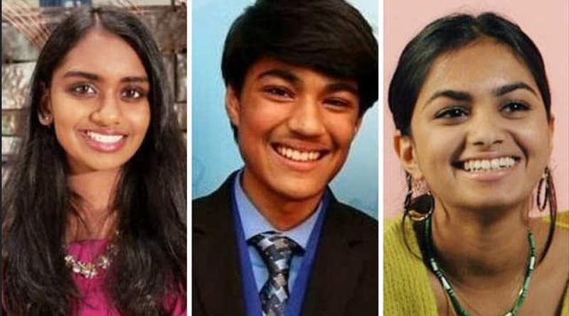 hree Indian-origin students are in Time's 25 most influential teens.