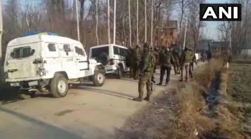 Militant killed in Kashmir