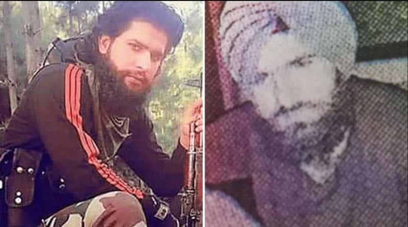 Terrorist Zakir Musa in Punjab