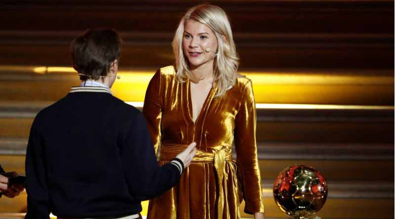 controversy in Ballon d'Or gala