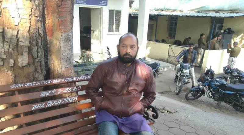 Pak youth arrested in Bhopal