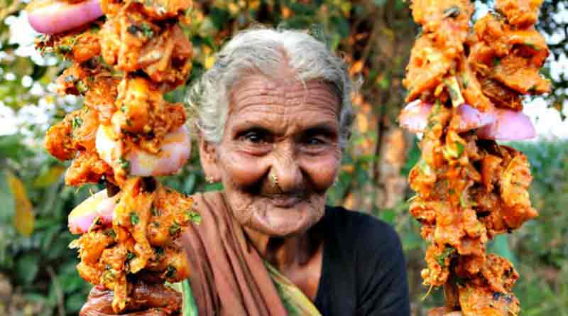 Mastanamma died at the age of 107 years