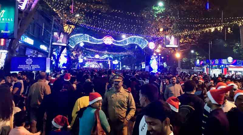 Vigil on New Year eve