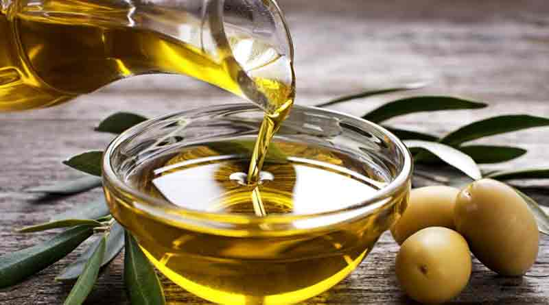 Olive oil can clean household