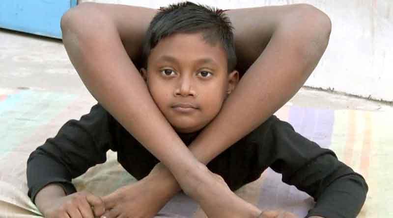 Yoga-trainee