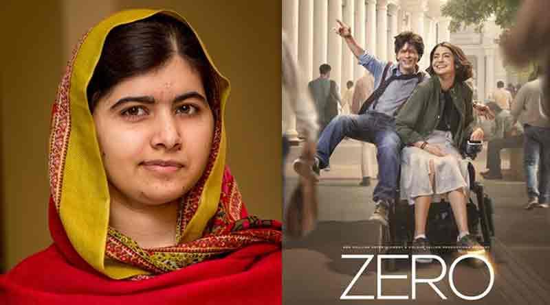 Malala Yousafzai watched Zero
