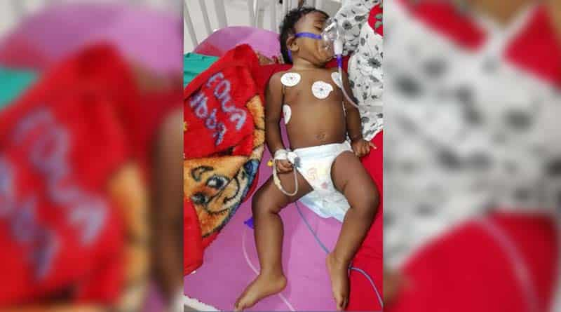 Burdwan doctors save toddler