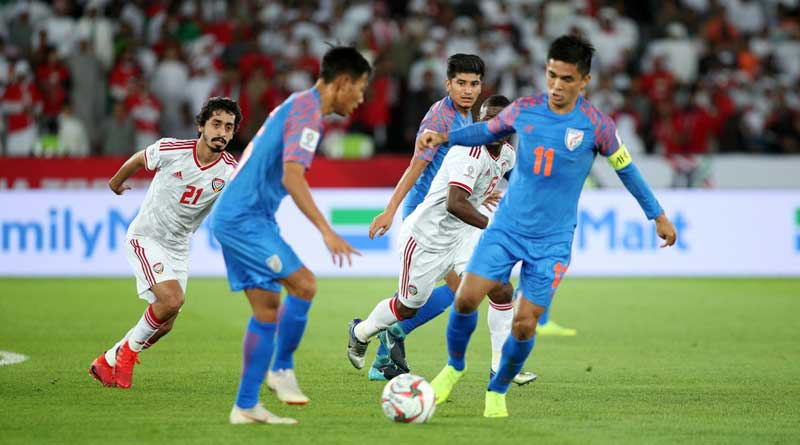 Coronavirus: Indian Football Team's world cup qualifying matches may also get canceled | Sangbad Pratidin