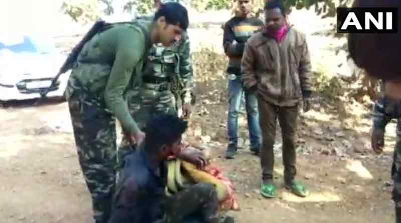 Five maoists killed in Jharkhand