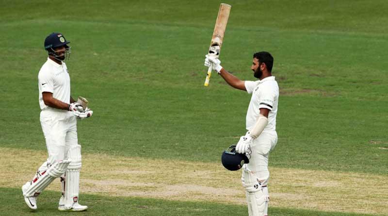 Cheteshwar Pujara bag 18th Test ton
