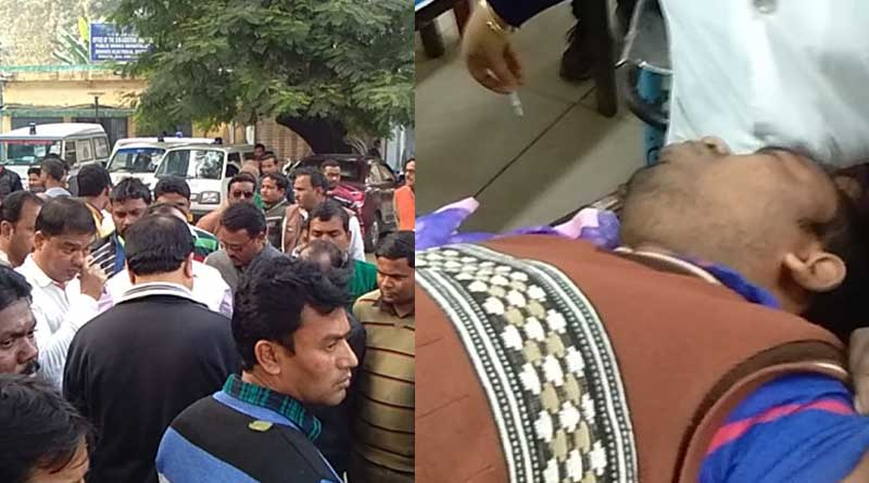 TMC workers attacked in Cochbehar