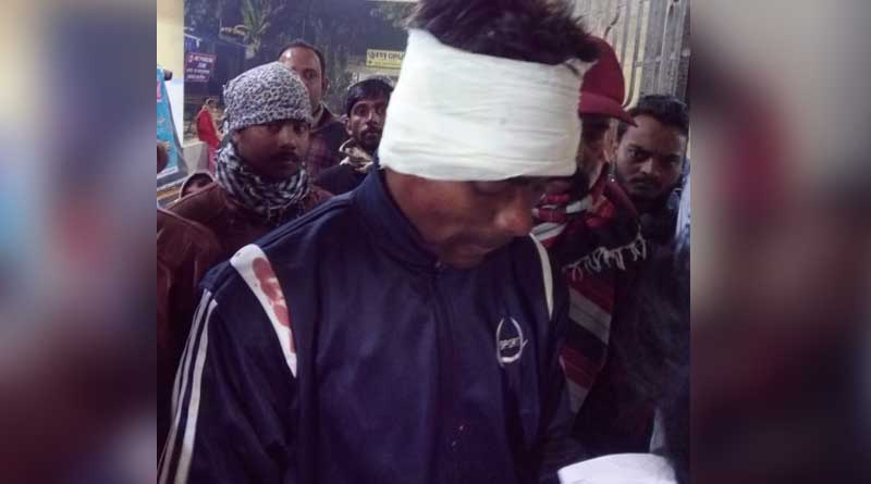 TMC leader attacked during Picnic