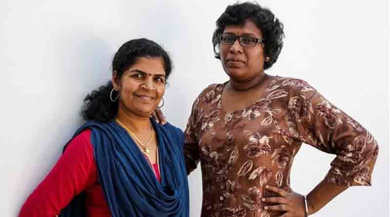 Women who entered Sabarimala in fear
