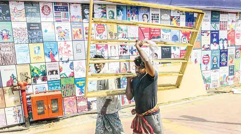 Strict security for Kolkata book fair