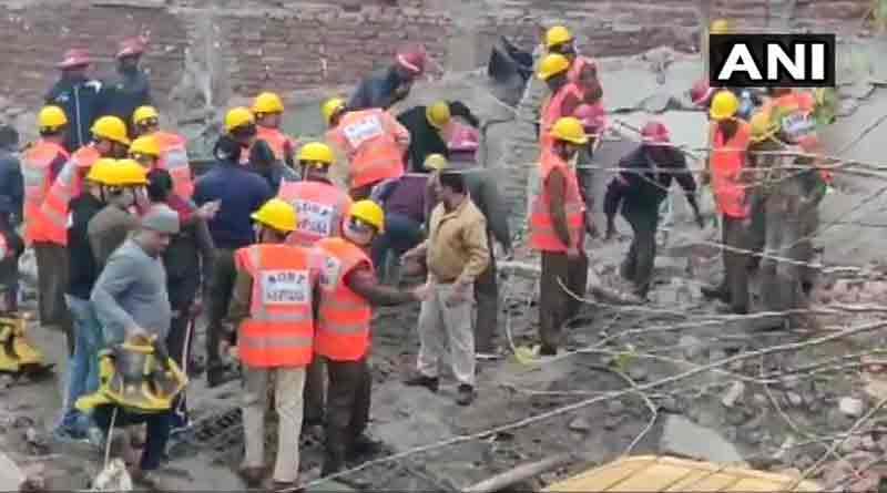 6 dead in Gurugram building collapse