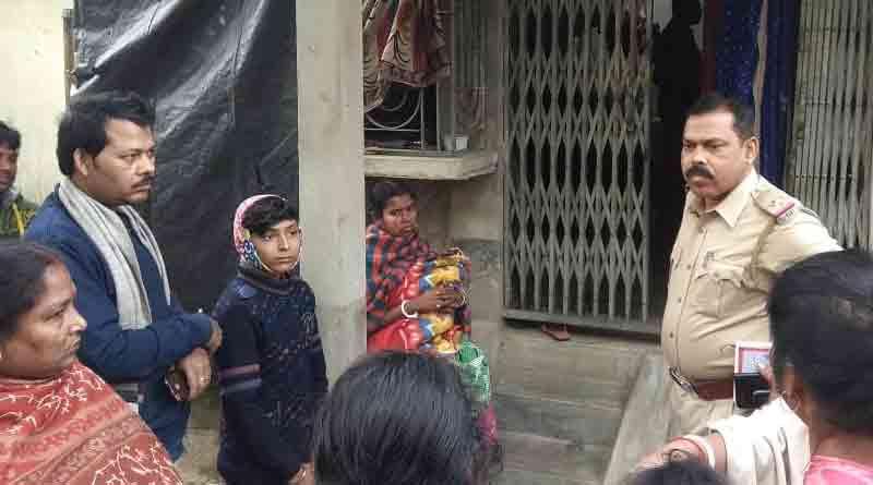 Bangaon: parents allegedly killed child