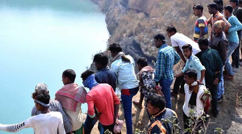 Landslide in Bankura's Coal mine, 2 dead