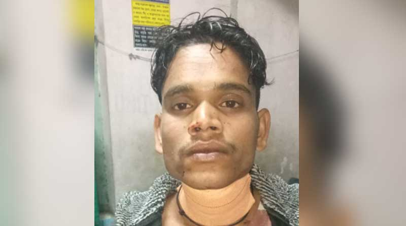 Man slashes brother in Katwa