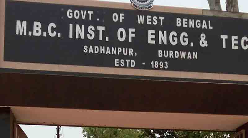 Student attempted suicide in Burdwan
