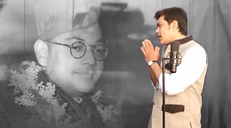 LR Shukla brings new video in birthday
