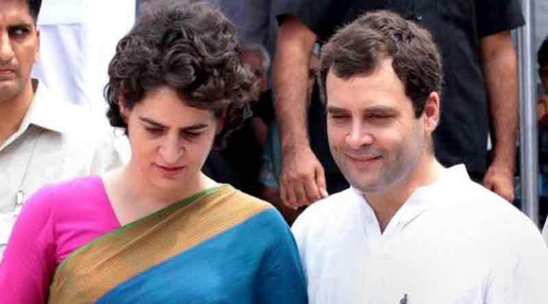 Amit Shah attacks Rahul and Priyanka