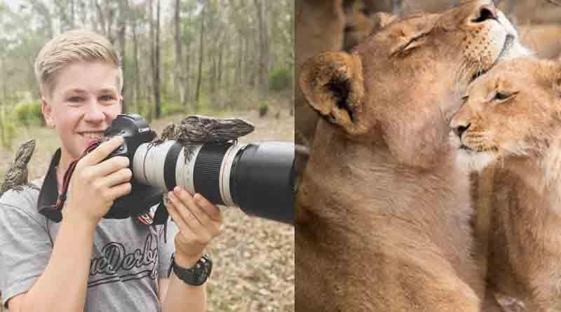 Robert Irwin - the best nature photographer